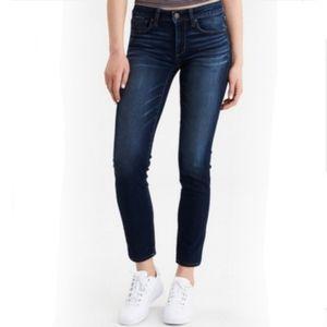 *LONG* AEO Next Level Skinny Jeans
